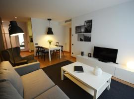 Apartments Hotel Sant Pau, hotel in Barcelona