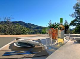 Casas Rurales Los Algarrobales, resort in El Gastor