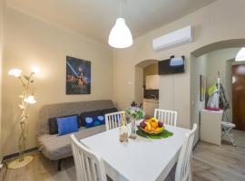 Pippi's Aquarium Home with A/C, appartamento a Genova
