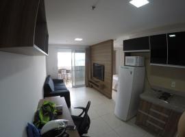 Flat no Brookfield Towers, spa hotel in Goiânia