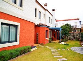 Alacati Suites, отель в городе Алачаты