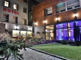 Hotel Stara Kamienica – hotel w mieście Piekary Śląskie