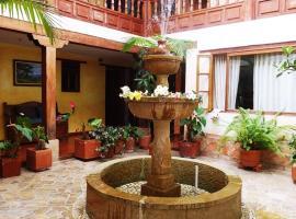 Hotel Sol de la Villa, hotel in Villa de Leyva