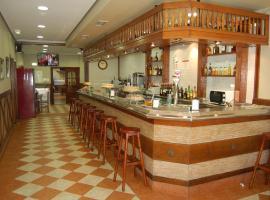 Bar Pensión Restaurante Bidasoa, hotel en Irún