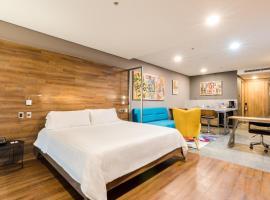 Hotel Spirito by Spiwak, hotel in Cali