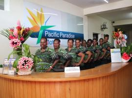 Pacific Paradise Motel, hotel in Port Vila