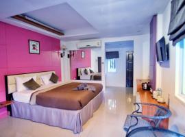 At Lamai Resort, hotel i nærheden af Bedstefar- og bedstemorstenen, Lamai