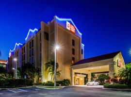 Best Western Plus Kendall Hotel & Suites, hotel near Dolphin Mall, Kendall