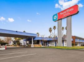 SureStay Plus Hotel by Best Western Sacramento Cal Expo, hotel in Sacramento