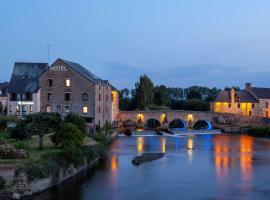 Best Western Le Moulin de Ducey, hotel in Ducey