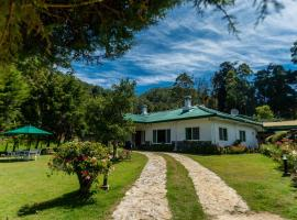The Seven Oaks, country house in Nuwara Eliya