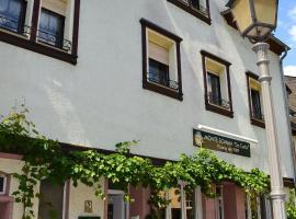 Hotel Monte Somma, hotel in Rüdesheim am Rhein