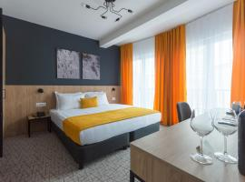 City Inn, hotel in Prishtinë