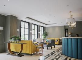 Hotel Shalva Jakarta, hotel in Jakarta