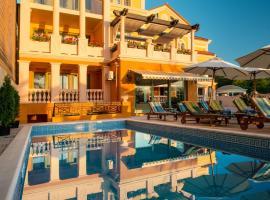 La Gioconda Boutique Hotel, готель в Одесі