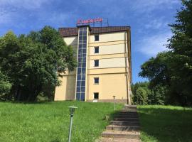Hotel Laworta, hotel in Ustrzyki Dolne