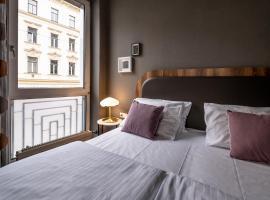 Koncept Hotel Liebelei, отель в Вене