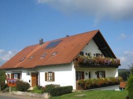 Ferienwohnungen Haberberger, hotel in Pottenstein
