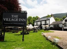 The Clachan Inn, hotel in Drymen
