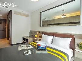 Rooms Inc Hotel Pemuda, hotel in Semarang