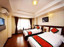 Hotel Friends Home, hotel in Thamel, Kathmandu