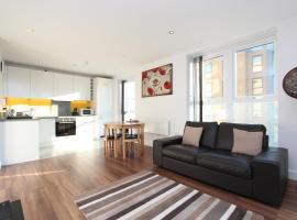 Skylark House Luxury Apartments, hotel near School of Systems Engineering, University of Reading, Reading