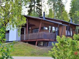 Saimaa Style Spa Chalet, huoneisto Imatralla