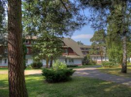 SEETELHOTEL Kinderresort Usedom, hotel in Trassenheide