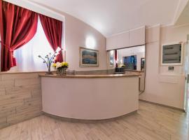 Hotel Balilla, Hotel in Rom