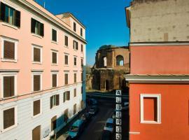 Hotel Balilla, hotel a Roma