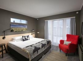 Alda Hotel Reykjavík, viešbutis Reikjavike