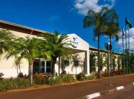 Matiz Barão Geraldo Express Hotel, hotel near Bosch Campinas, Campinas