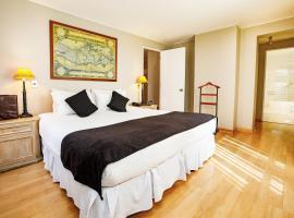 Tempo Rent Apart Hotel, hotel en Santiago