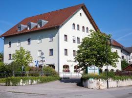 Gasthaus Pension Moosbräu, Hotel in der Nähe von: LOKschuppen Simbach am Inn, Simbach am Inn