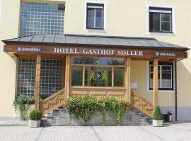 Hotel und Gasthof Soller, hotel near Allianz Arena, Ismaning