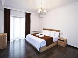 Patriott Hotel, hotel in Yerevan