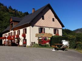 KEBESPRE, hotel in Lapoutroie