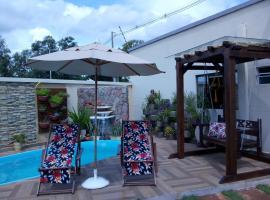 Pousada Bom Sono, guest house in Foz do Iguaçu