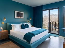 The Ruby Hotel, Dell, Round Rock, hótel í nágrenninu