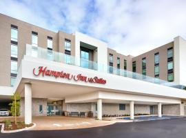 Hampton Inn & Suites Anaheim Resort Convention Center, hotel ad Anaheim