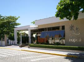 Paraíso Tropical, apartment in Bombinhas