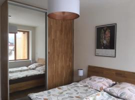 Apartmán Čihadla, apartmán v destinaci Bedřichov