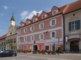 Hotel Restaurant zum Schwan, hotel u gradu Schwanberg