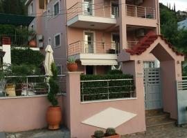Themis Apartments, hotel near Cave Melissani, Sami