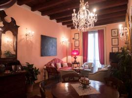 Broletto 26, apartment in Milan
