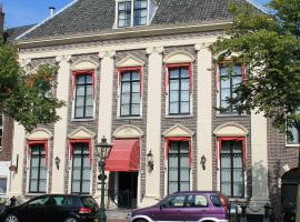 De Doelen, pet-friendly hotel in Leiden