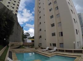 GIOVANNI GRONCHI - 2 QUARTOS - PISCINA - GaRAGEM, hotel perto de Credicard Hall, São Paulo