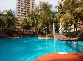Garden City Service Apartments, serviced apartment in Malacca