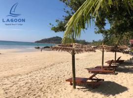Lagoon Ngapali Beach Lodge, hotel in Ngapali