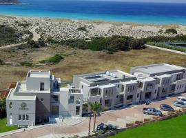 Double Bay Beach Hotel, hôtel à Elafonisos